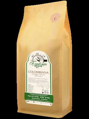 Kawa ziarnista do restauracji Colombiana