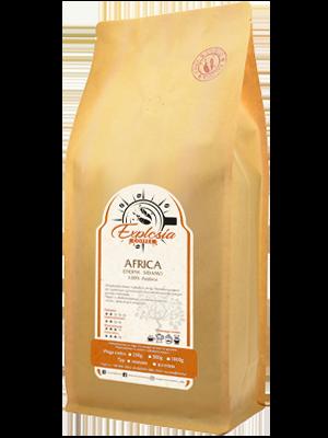Kawa afrykańska do biura i gastronomii