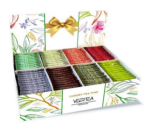 Herbata do biura w kartonowym pudełku
