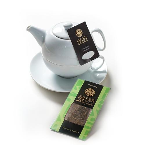 Herbata zielona do kawiarni Pallavi