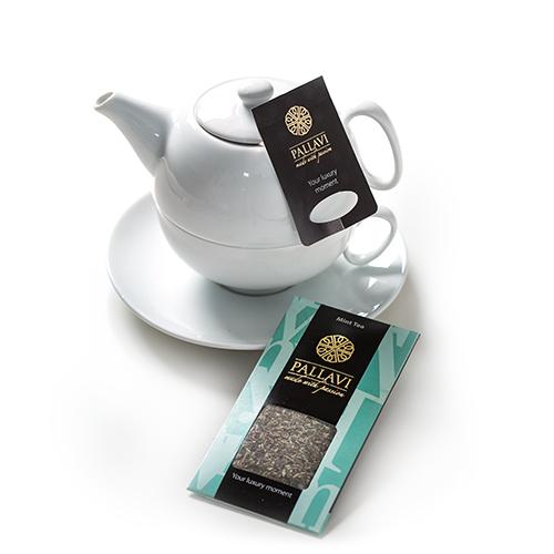 Herbata miętowa do restauracji Pallavi